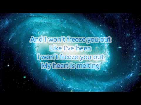 Marina Kaye - Freeze You Out - Lyrics