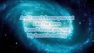 Marina Kaye - Freeze You Out - Lyrics