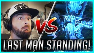 Last Man Standing! Lost Ark Guardian Raid Trial Dungeon Open Beta Gameplay Impressions English