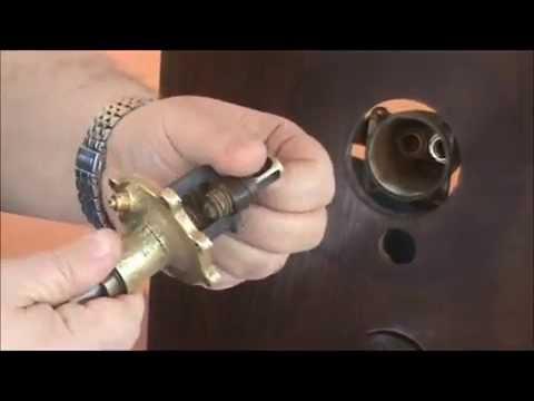 Kohler Niedecken Single Handle Shower Repair Video  YouTube