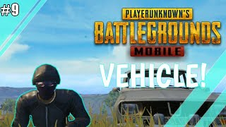 PUBG Mobile : VEHICLE! ( Funny moments/moment lucu) #9