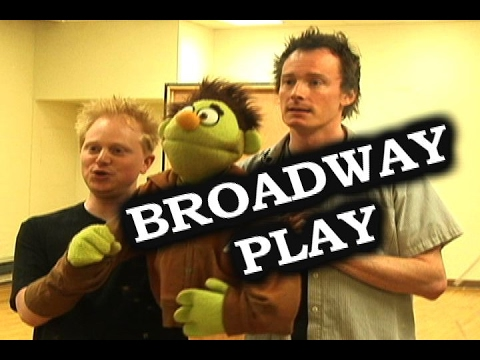 Joe Gets Legit (Broadway Play Audition In New York City)