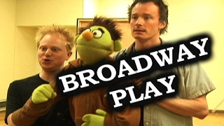 Joe Gets Legit (Broadway Play Audition In New York City)