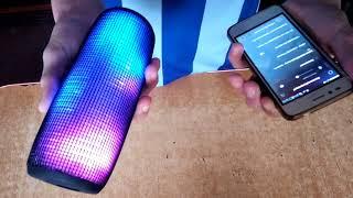 Обзор Bluetooth колонки AIR Music Pulse