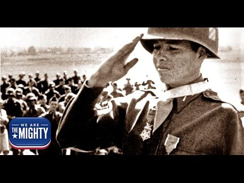 Audie Murphy is the most decorated WWII veteran