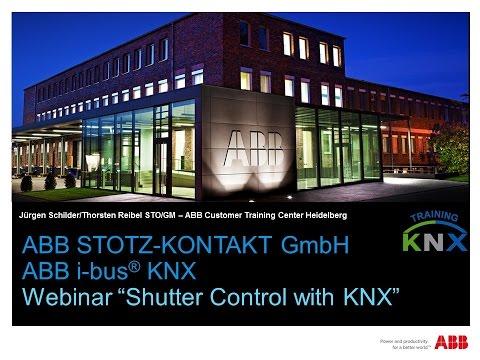 2014-07 - Webinar about Shutter Control