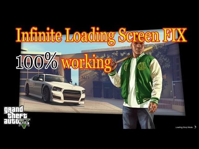 gta iv infinite loading screen fix windows 10