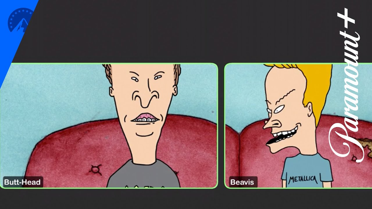 An Announcement from Beavis and Butt-Head