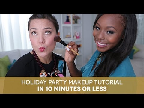Reading List: Get Party Ready in Just 10 Minutes,...