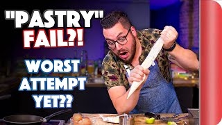 PASTRY Recipe Relay Challenge!! | Pass It On S2 E12
