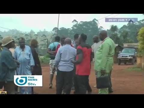 STV 08:00 PM NEWS - (LEBIALEM : DEATH of the REGIONAL DELEGATE of the MINISTRY of DOMAINS)