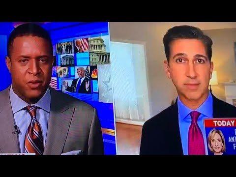 Ken Delaney Says Cuss Words On Air On MSNBC With Craig Melvin - Melvin's Reaction Is Priceless