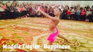 Maddie Ziegler - Happiness (ALDC Meetup Niagara Falls)