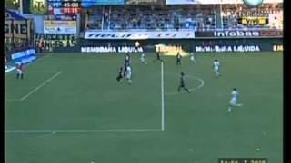 Gol de Riquelme a Tigre, Fecha 10, Clausura 2011