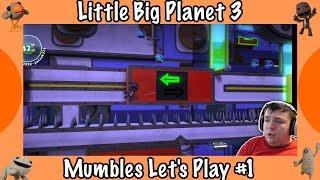 LittleBigPlanet 3 - User Created Levels! - Mumbles Let