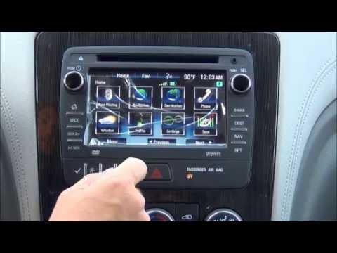2013-2017 Traverse Enclave Acadia Factory GPS Navigation Radio Upgrade - Easy Plug & Play Install!