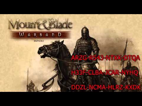 mount and blade with fire and sword serial key manual activation
