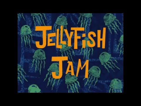 SpongeBob Music: Jellyfish Jam