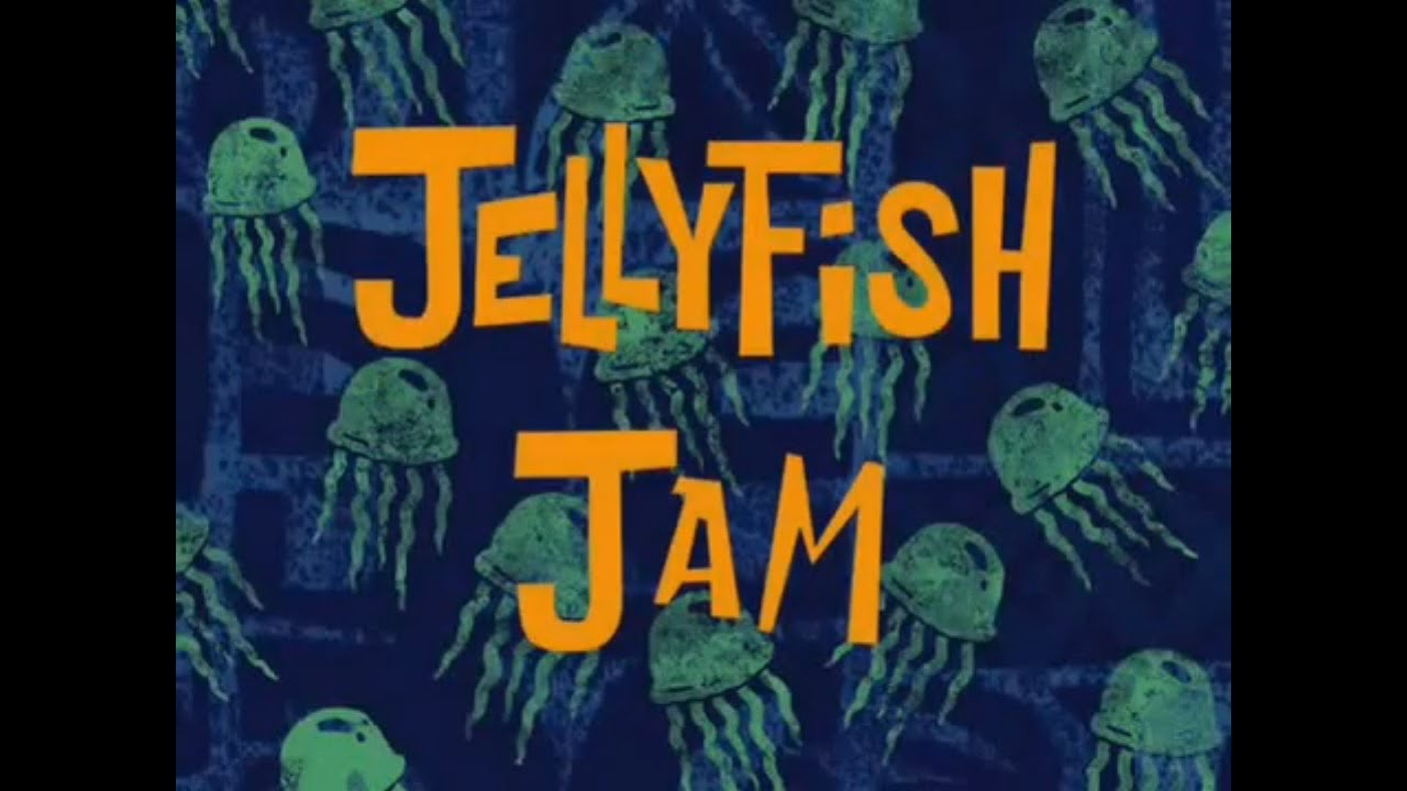 Spongebob Music Jellyfish Jam Youtube