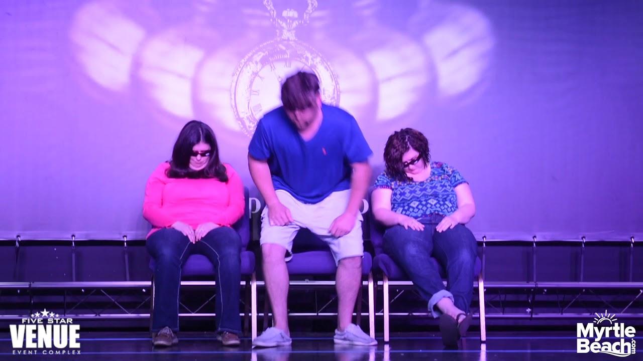 Hypno Jimbo Comedy Stage Hypnosis Show