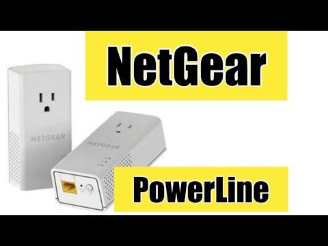 Quick Review NetGear Powerline 1200