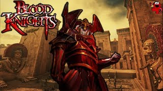 History of the Blood Knights and Vampire Knightly Orders - Warhammer Fantasy Lore