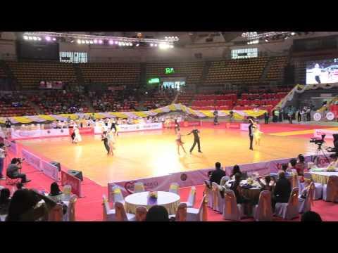 การแข่งขันกีฬาลีลาศชิงแชมป์แห่งประเทศไทย ประจำปี 2558
