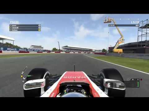 F1 2016 practice