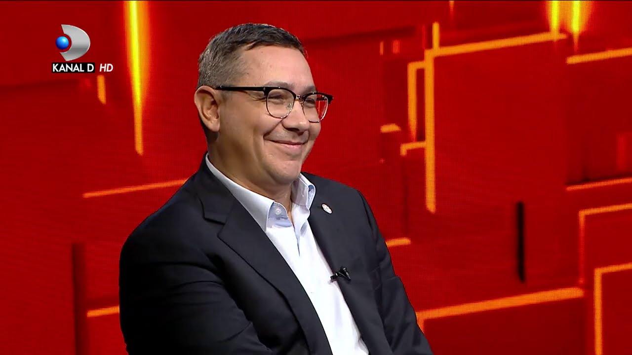 40 de intrebari cu Denise Rifai(08.12.2020) - Va ajunge vreodata Victor Ponta presedintele Romaniei?