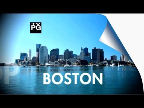 Travel Time - BOSTON USA (Full Episode)
