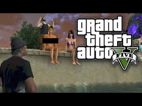 gta naked avatar online