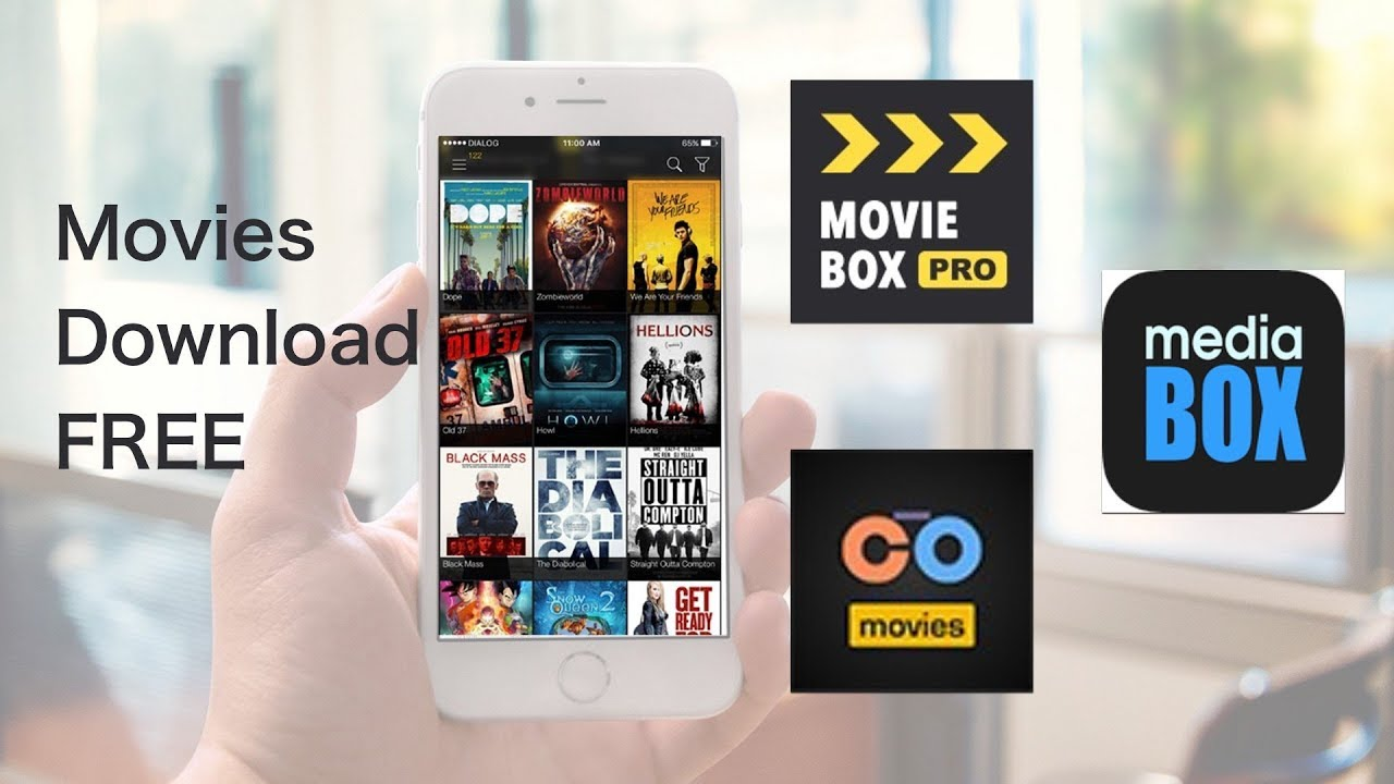 download movie box iphone 7
