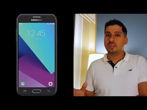 // Vídeo Reseña: Galaxy Express Prime 2 (At&t Prepaid)