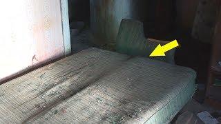 Супер находка в старом диване! Вот это заброшка! Супер сталк в покинутые места!