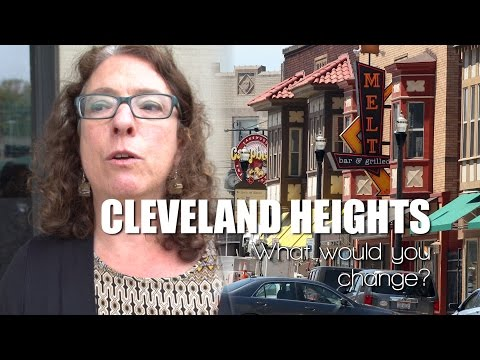 Cleveland Heights - What would you like to see changed?