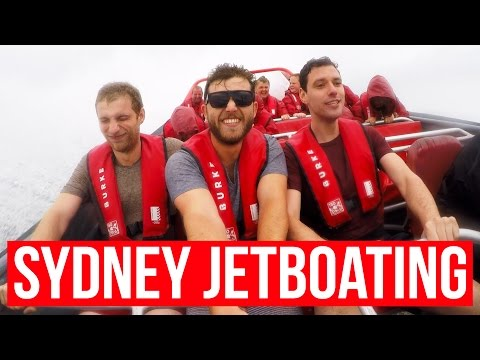 We got SOAKED - Oz Jet boating - Sydney to Melbourne roadtrip day 13