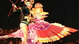 BURUNG GARUDA Tari Golek Menak - Kraton Yogyakarta - Javanese Classical Dance [HD]