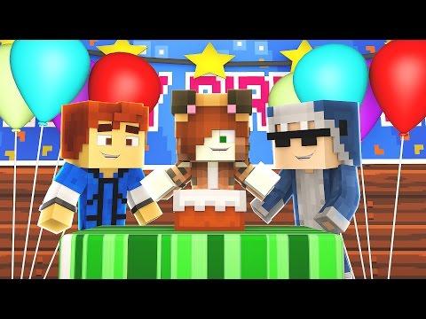 Minecraft Daycare - TINA'S BIRTHDAY !?