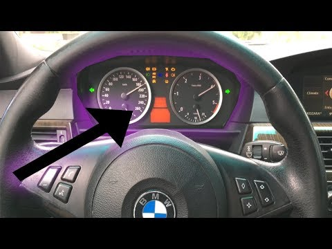 How To Test Dashboard Lights In Your BMW? (KI Test) BMW E90 E60