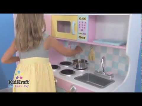 D Edition TV präsentiert Kidkraft Spielküche Holz