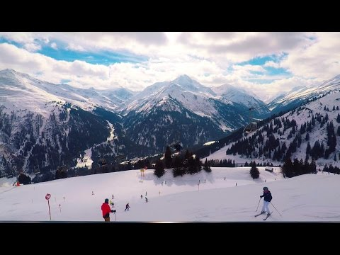 Vacation in Munich and ski at St. Anton