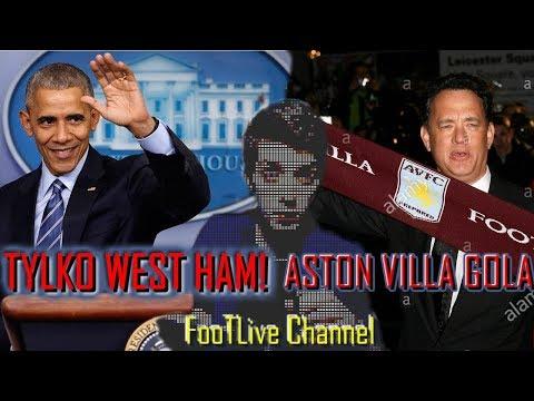 Obama jest za West Hamem! Jakim klubom kibicują gwiazdy?