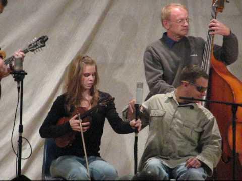 Tyler & Ashley Bluegrass Band - Ellenboro, NC Fidd...