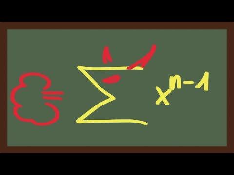 Mathematik: Das Summenzeichen [lautlos]