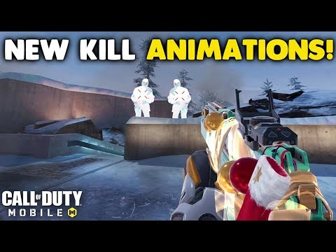 This NEW AK117 Has Death Animations! - First Legendary Lucky Draw Skin