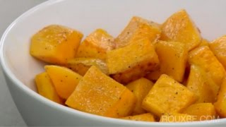 Cooking Squash - How To Make Baked Butternut Squash