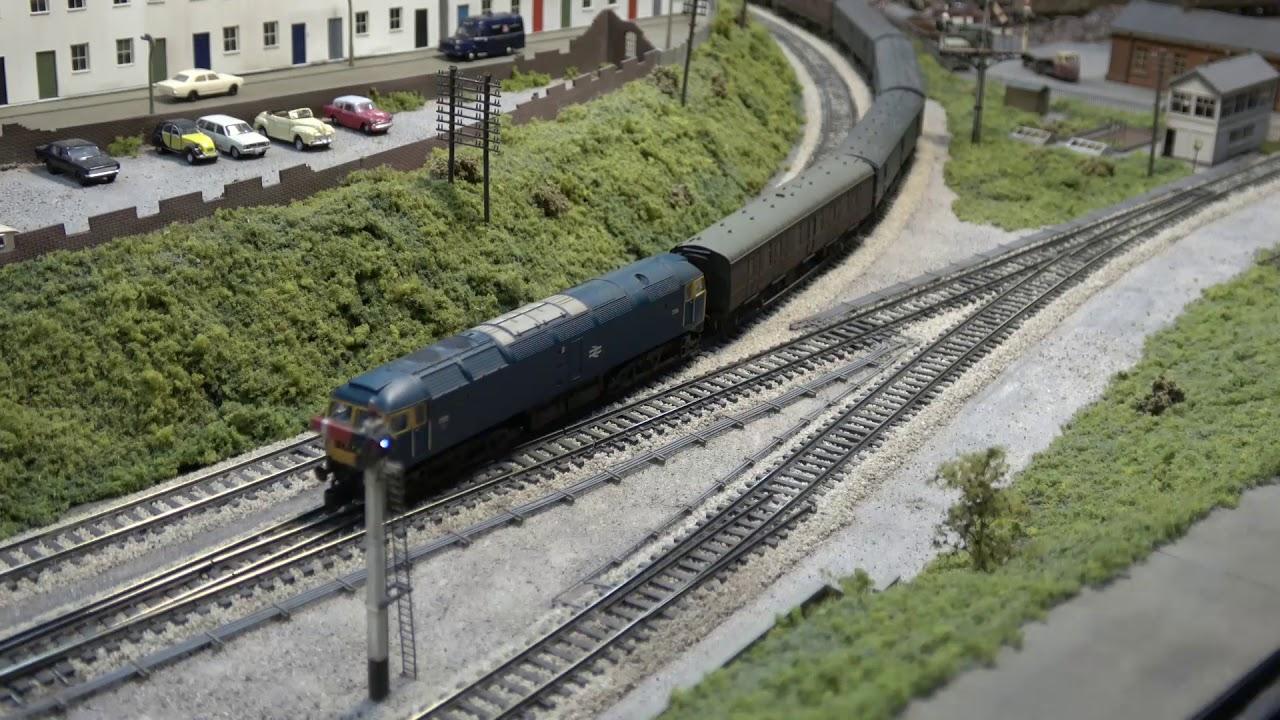 Alsager Model Railway Exhibition 2018 - Part 3