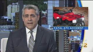 Man Dies After ATV Accident In Eighty Four
