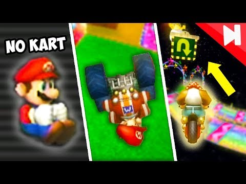 23 Ways To Break Mario Kart Wii, And Have Fun Doing It (ft. TWD98)