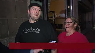Owners of Corbo's Bakery arm themselves to defend business from looters, vandals
